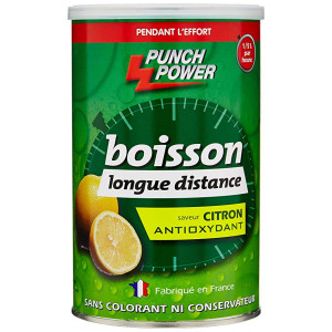 Biodrink longue distance citron Punch Power - 500g