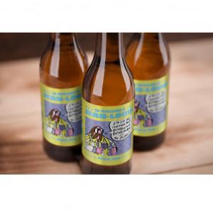 Bière blonde Jean Louis - 33cl