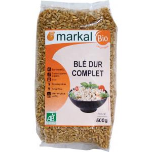 Céréale bio de blé dur complet - 500g