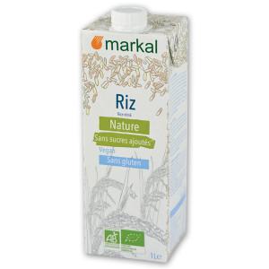 Boisson de riz nature - 1L