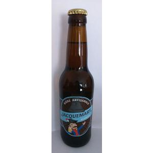 Bière blanche Jacquemart - 33cl
