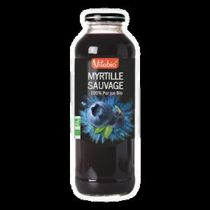 Jus myrtille - 50cl