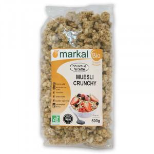 Muesli crunchy - 3kg