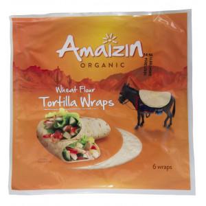 Tortilla mexicaine bio à garnir