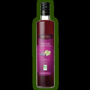 Vinaigre de vin vieux 6° bio