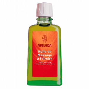 Huile de massage a l'arnica Weleda - 200ml