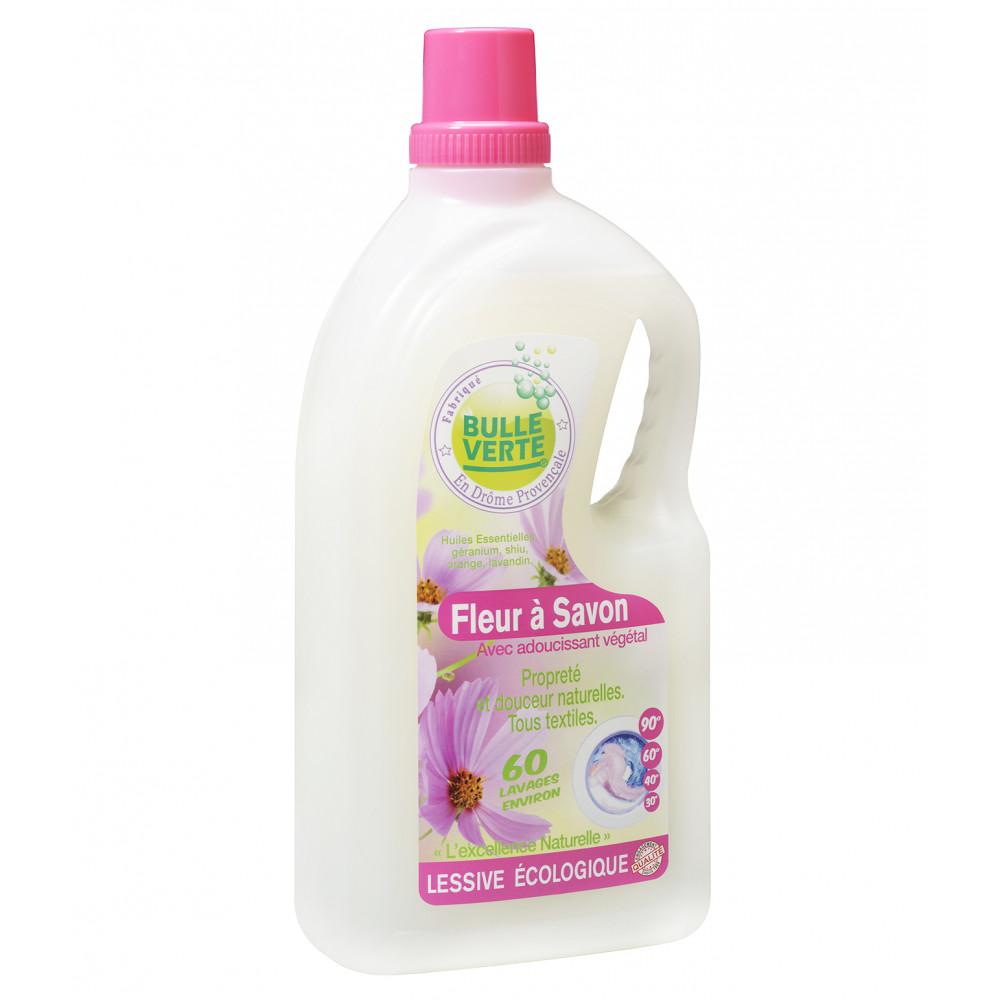 produit m 233 nager lessive liquide fleur 224 savon 3l 233 cologique course en ligne cashbio